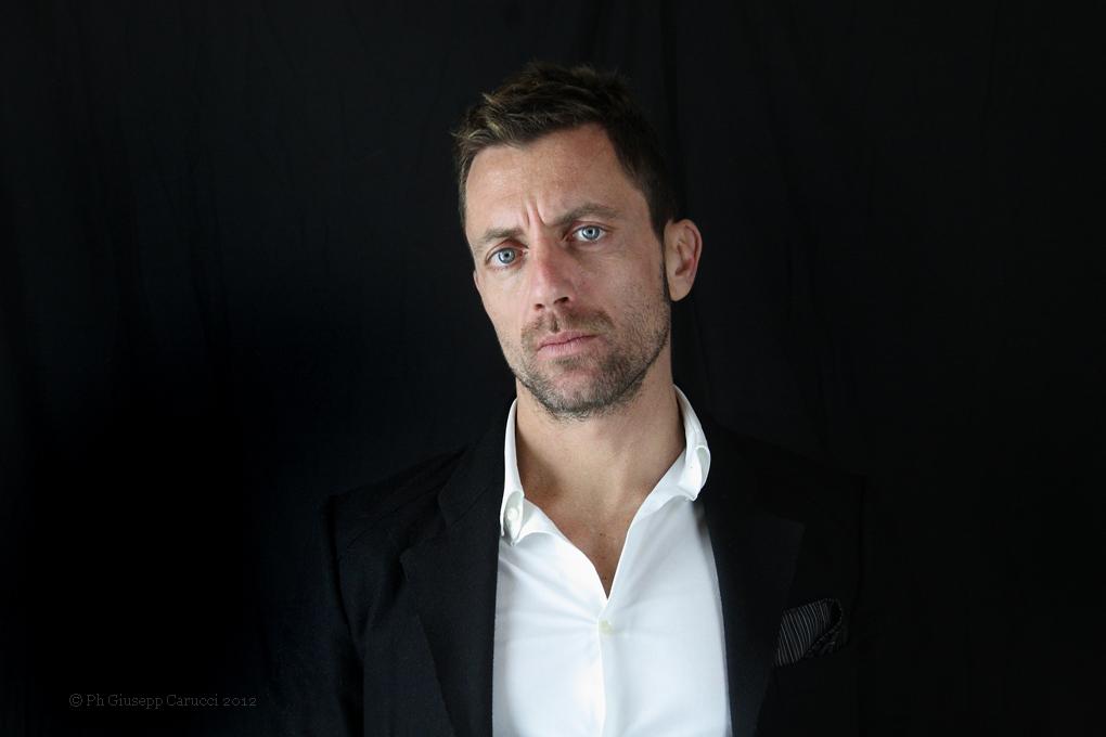 Portrait: Angelo Mellone
